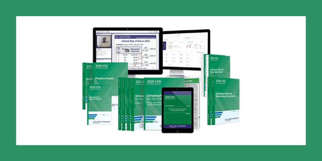 Kaplan Schweser CFA: Detailed Reviews, Study Packages & Discounts 9