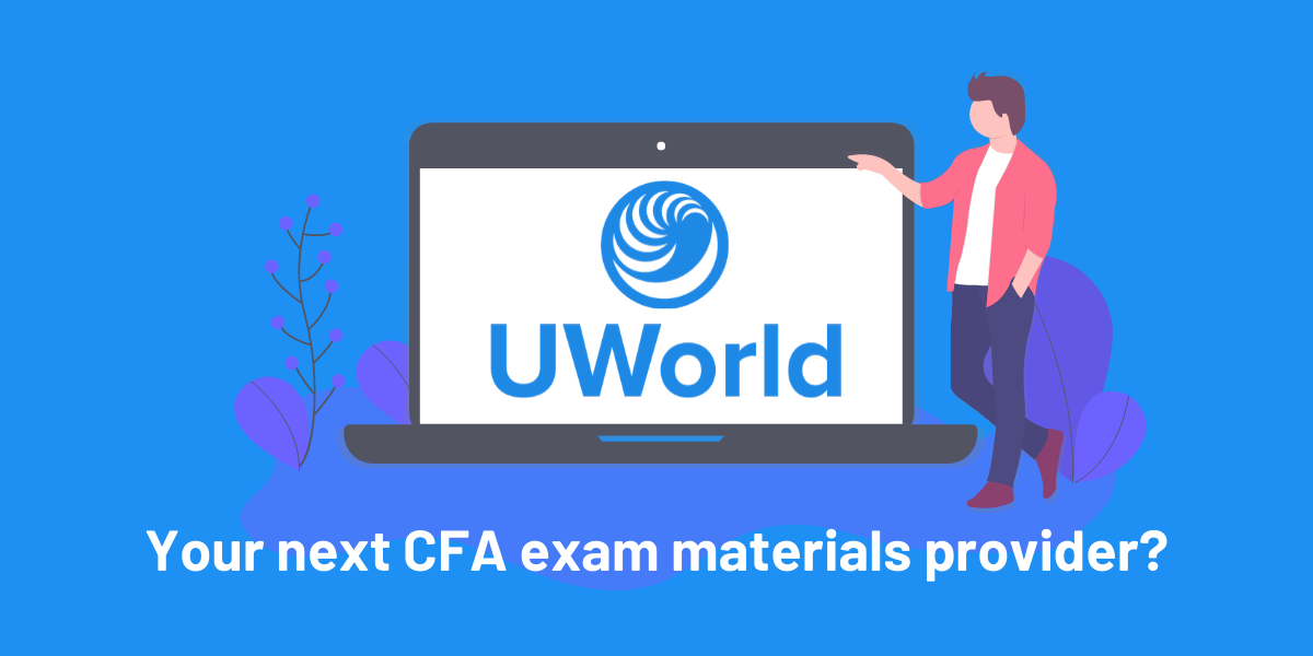 UWorld CFA Provider Launch and Review