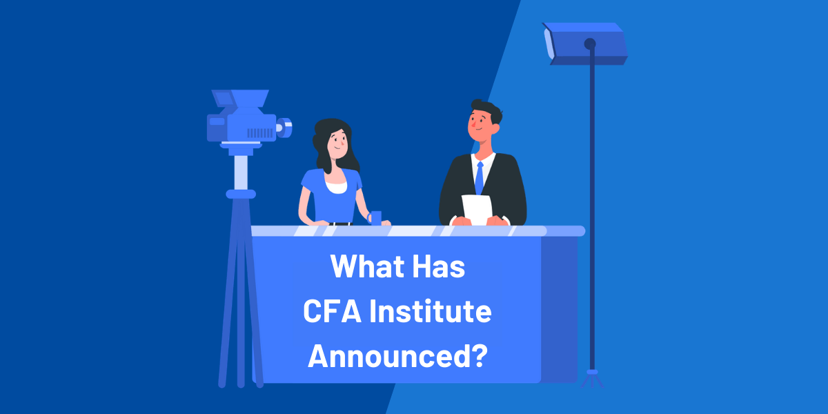 What has CFA Institute Announced about the December 2020 CFA Exams?