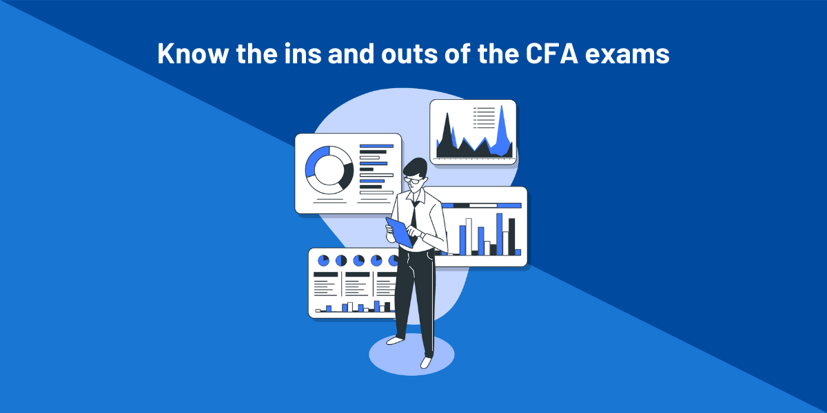 Know how to pass the CFA exams