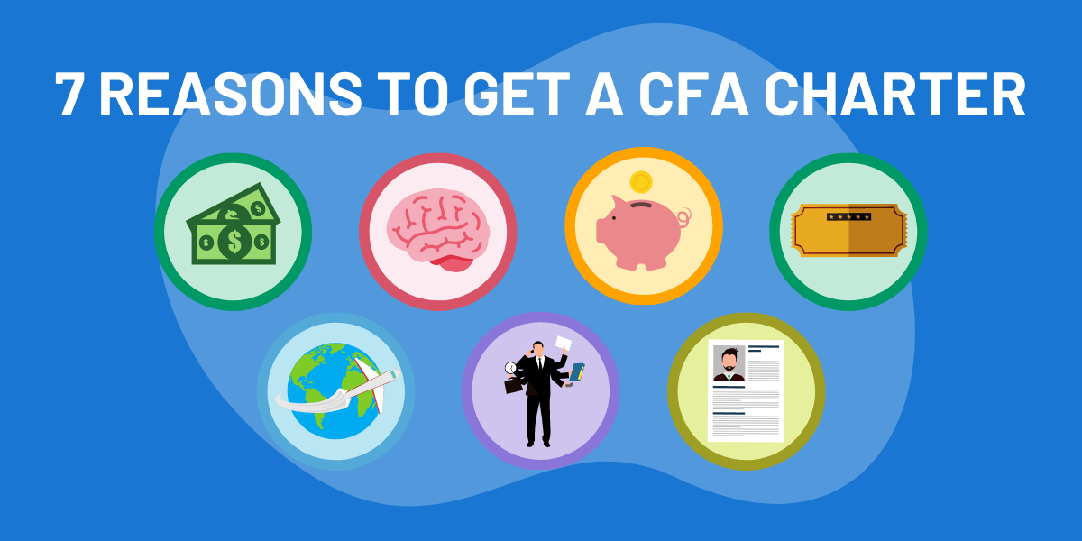 Reasons why you should get CFA charter