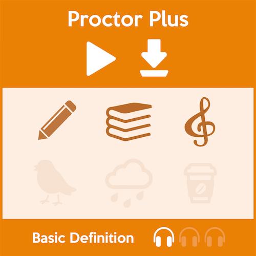 Proctor Plus