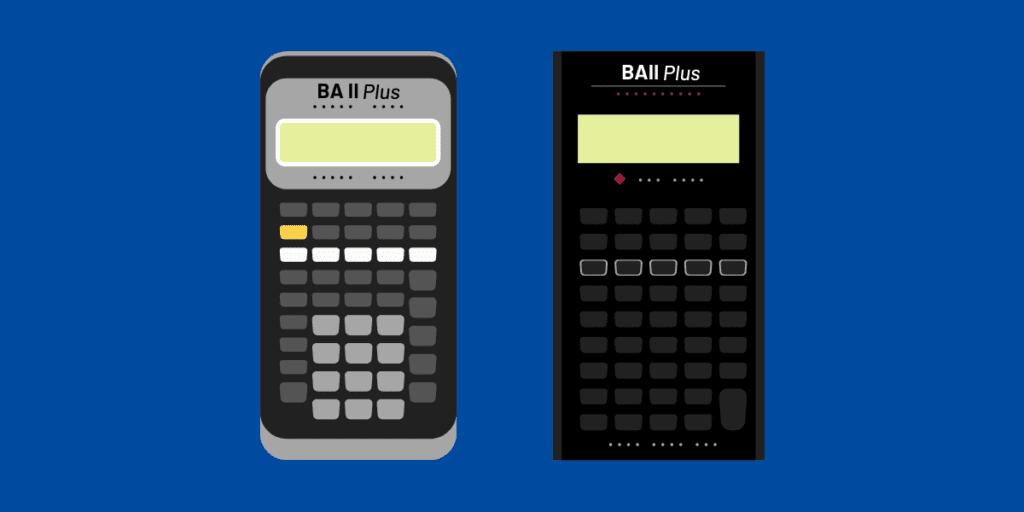 TI BA II Plus guide - how to use BA II Plus CFA calculator
