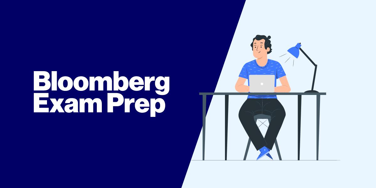 Bloomberg CFA practice exam