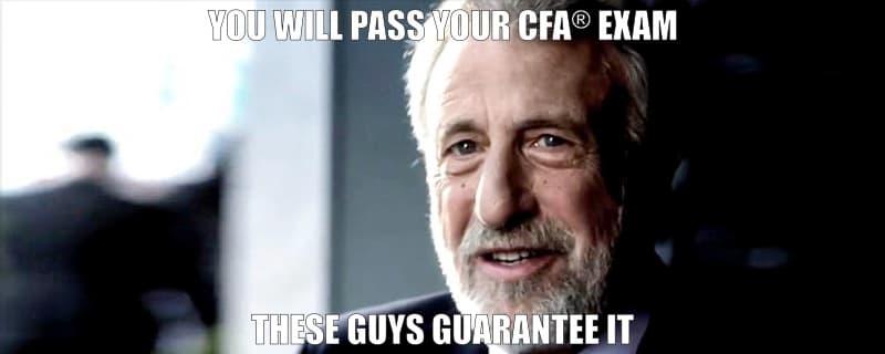 Which CFA Exam Prep Provider has the Best Pass Guarantee?