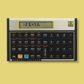 hp12 calculator