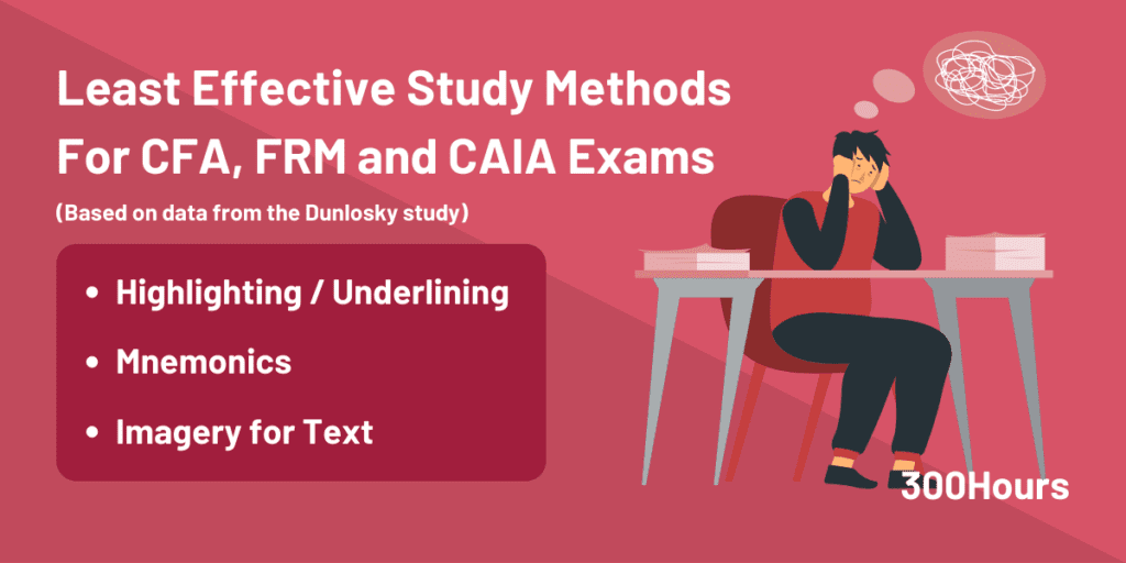 How To Study Effectively: Proven Methods That Work for CFA, FRM & CAIA Exams 3