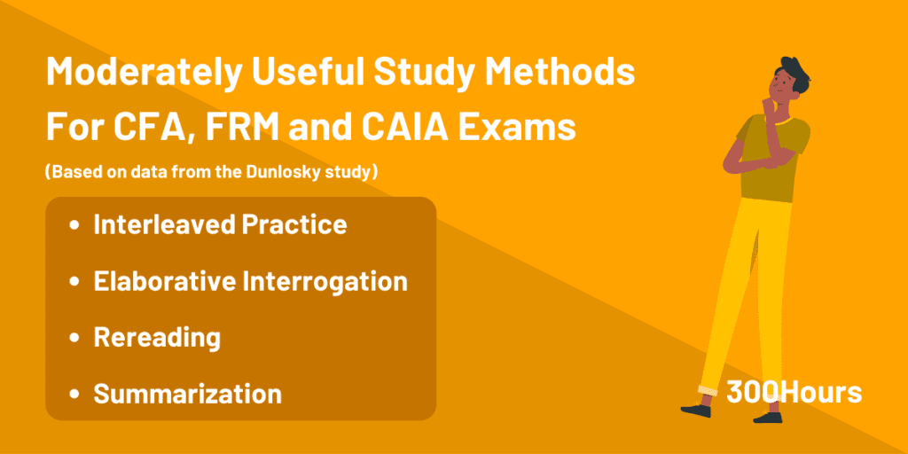 How To Study Effectively: Proven Methods That Work for CFA, FRM & CAIA Exams 4