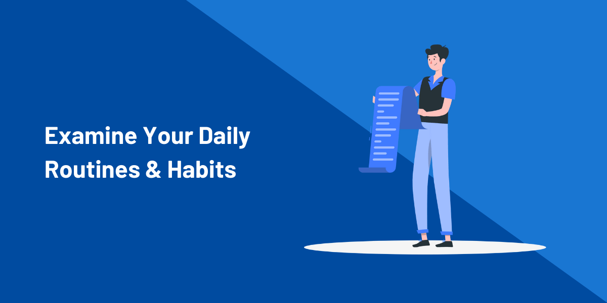 Review Good and Bad Habits