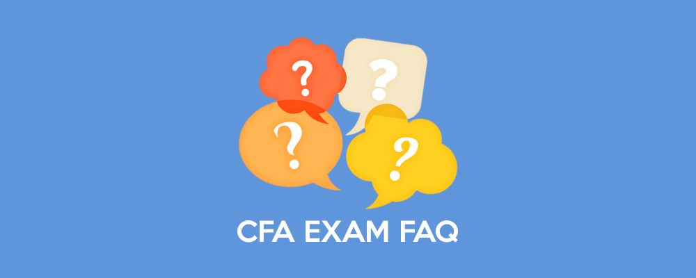 CFA FAQ: 8 Questions Most CFA Candidates Will Ask 3