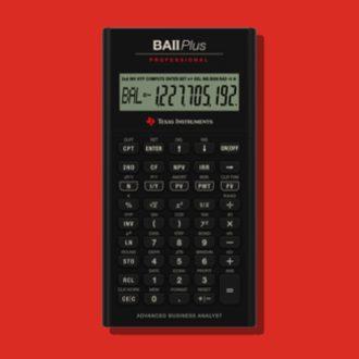 Best CFA Calculator Guide: TI BA II Plus vs HP 12C 1
