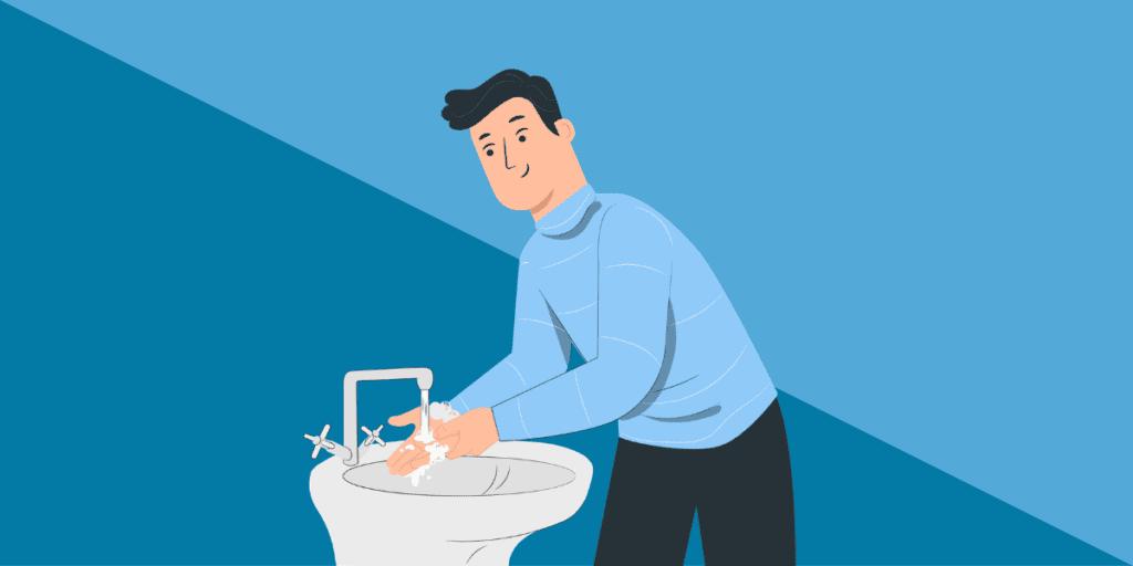 CFA Online proctored exam bathroom toilet break