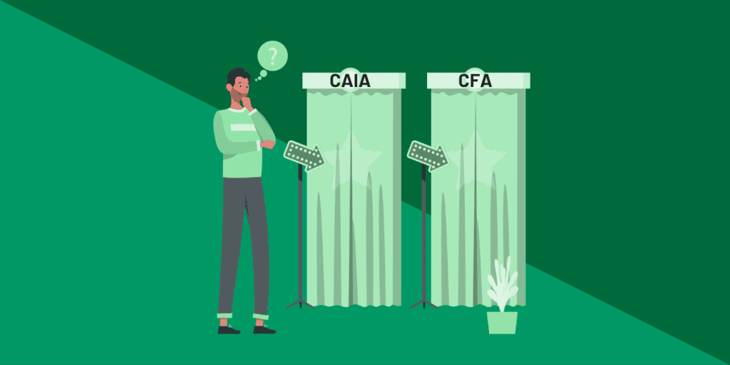 cfa vs caia comparison